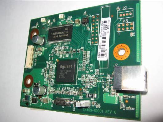 HP1020 formatter board