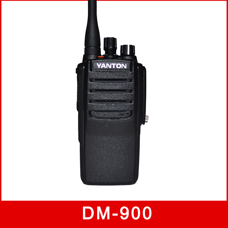 DMR DM-900 TDMA CE ROHS IP66 Dual Mode radio