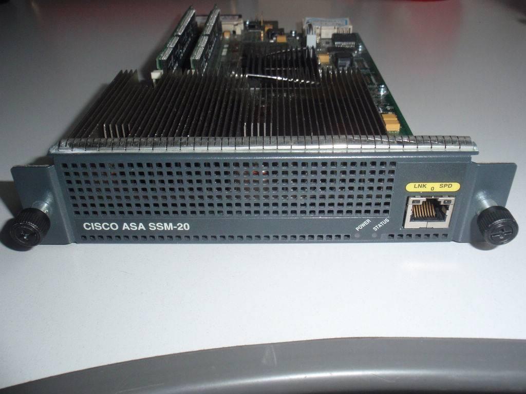 Cisco ASA-SSM-AIP20-K9