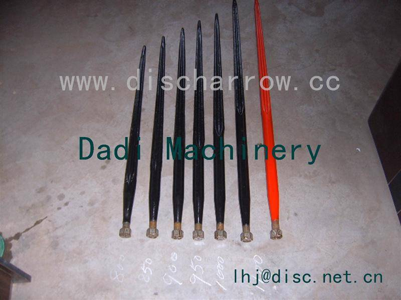 front fork, loader tine, harrow tines spare parts