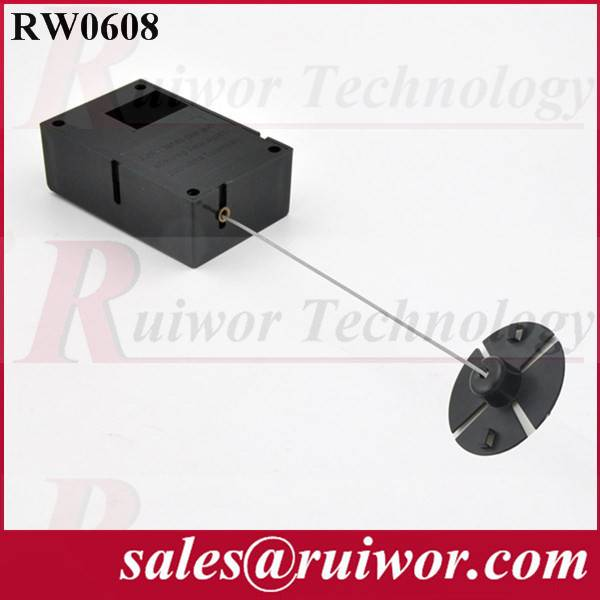 RW0608 Retractable Anti-theft Pull Box for Perfume
