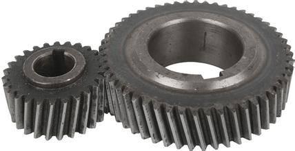 Cylindrical helical gear
