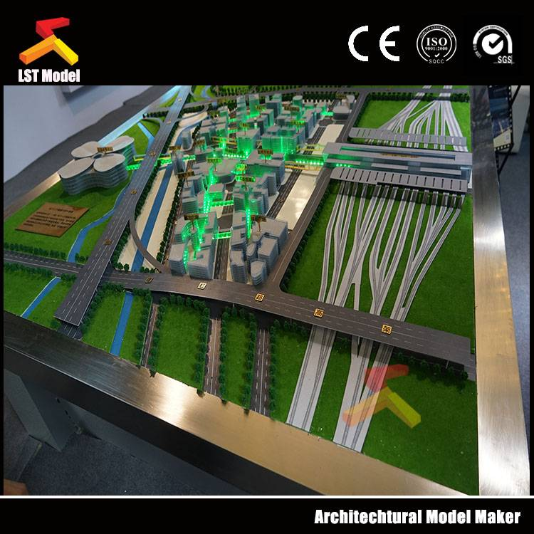 architectural model for sale scheme model physical model