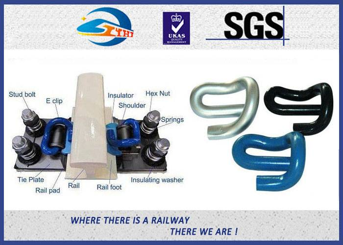 ZhongYue Fastening Part Railway Track Fasteners SKL KPO Nabla And E Type