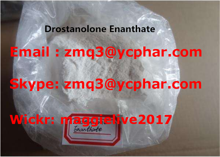 High Purity Anabolic Steroid Drolban Drostanolone Enanthate