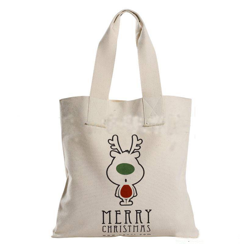 12OZ cotton tote shopping bag