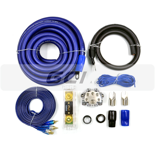 Audio Cable installation wire kit(KIT-0101)