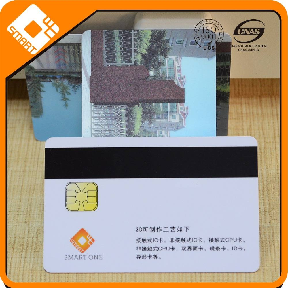 FM4442, ISSI 4428 Contact IC card