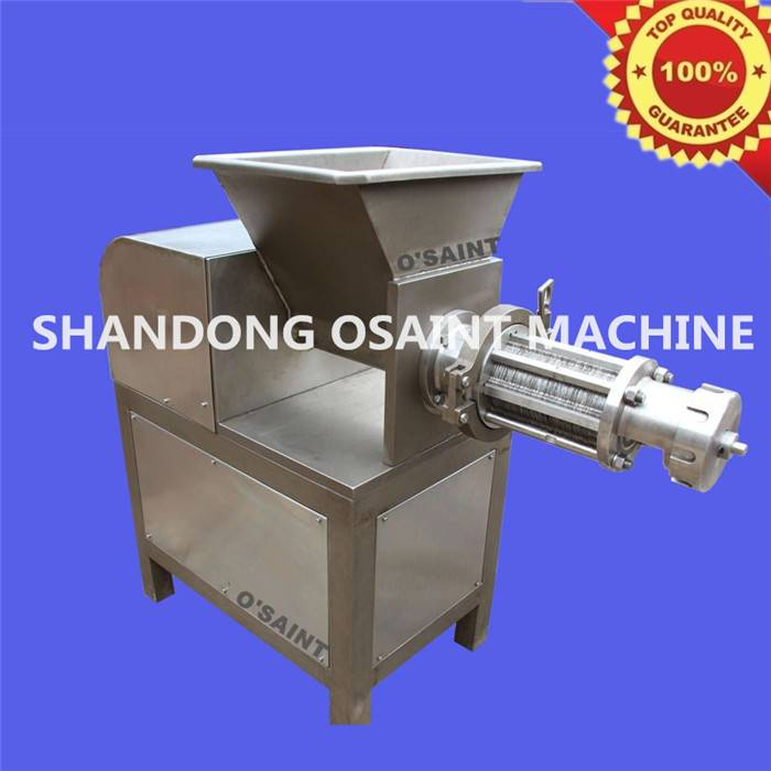 poultry meat bone separator deboner meat processing machine TLY500