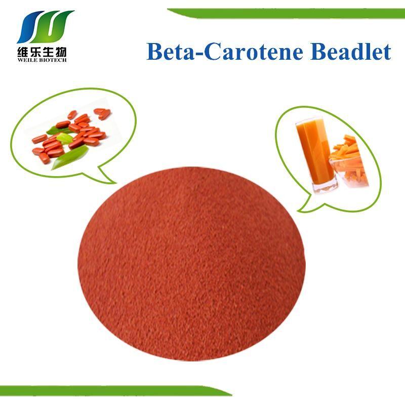 Beta-carotene (synthetic and natural)