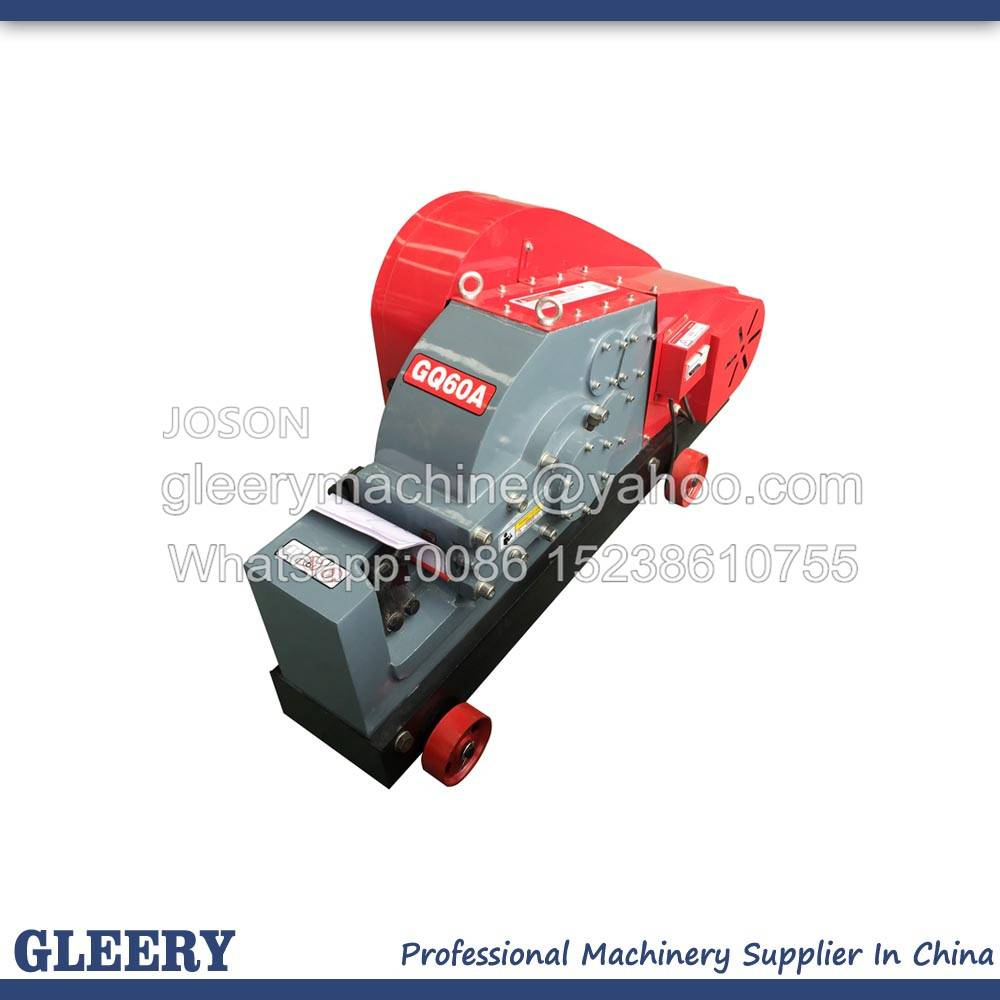 GQ60A Metal Cutting Machine,Deformed Steel Cutting Machine