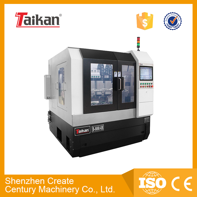 cnc engraving and milling machine B-800/4B for glass and ceramic