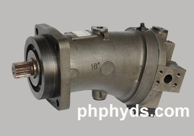 Rexroth A6V Hydraulic Piston Variable Motor A6V55, A6V80, A6V107, A6V160