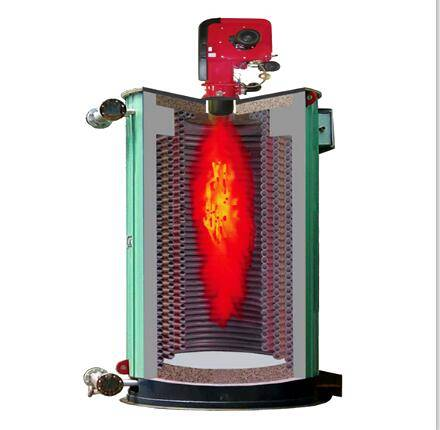 YYL Vertical Oil Gas Thermal Oil Heater