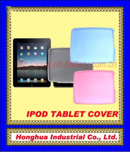 silicone cover for ipod tablet pc