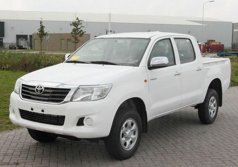 New Toyota Hilux Double Cabin direct available from stock