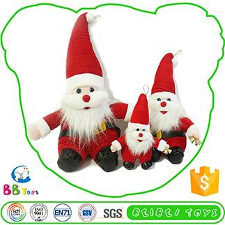 family of   Christmas Santa