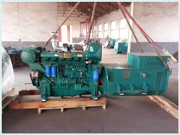 20-340kw 27-460hp China supplier 6D12 series 6 cylinders diesel engines for generator