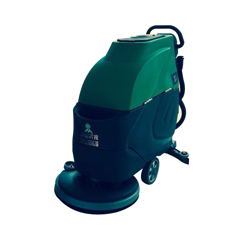 GD-X3 Push-type Floor Scrubber