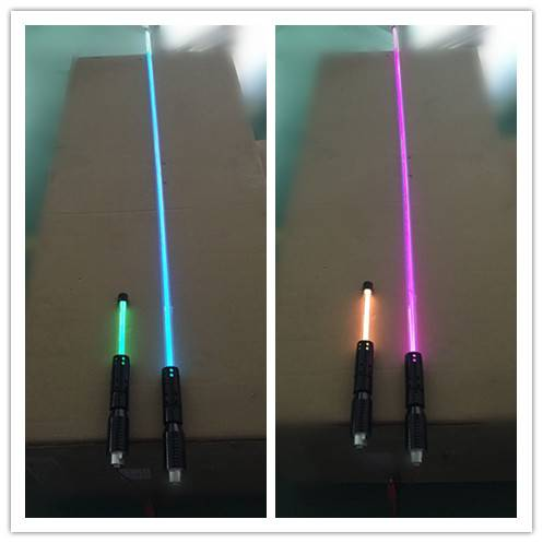Remote Control 12v 6feet Waterproof Fiber Optic Led whips light led Lighted Flag ,4ft Led Safety Lig