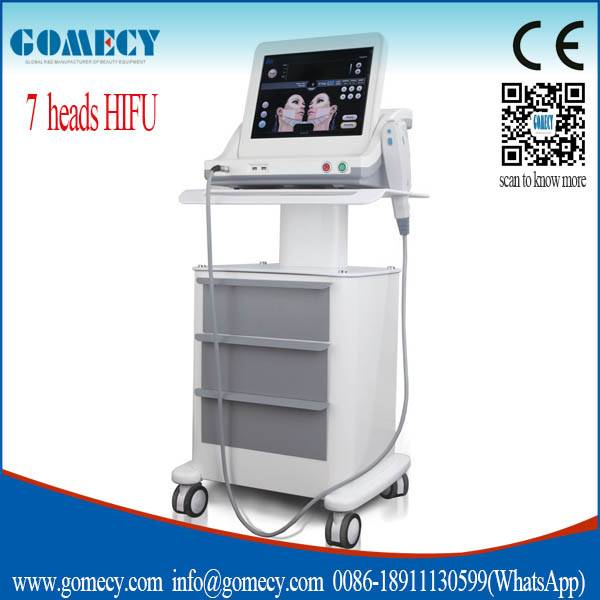 Most cheap beauty machine facial wrinkle removal hifu machine korea/hifu beauty machine