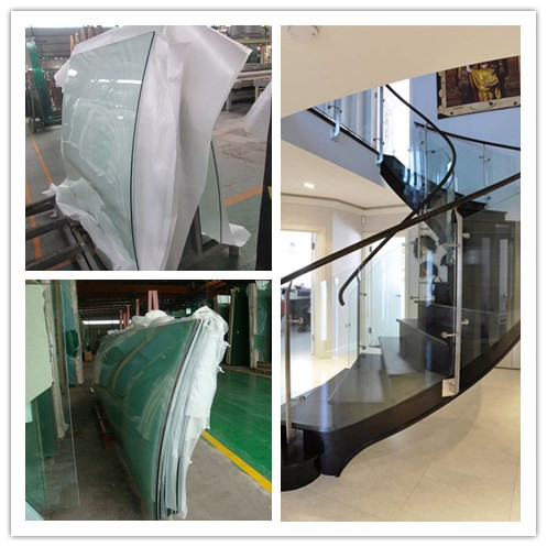 Curved tempered glass with high quality