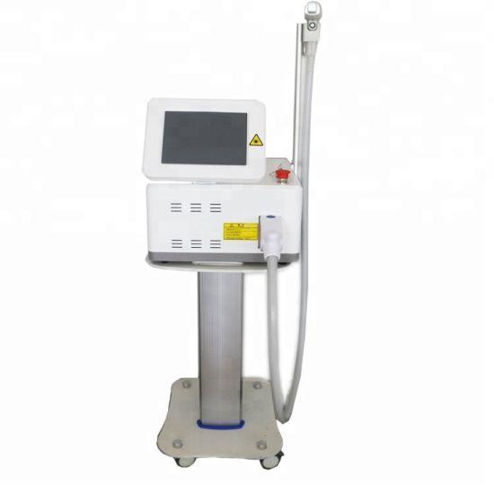 Portable three Wavelength 808nm Diode Laser Machine
