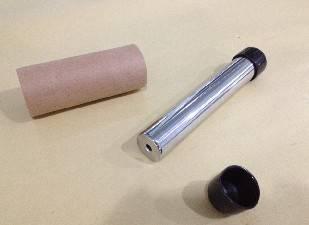 Grate magnet rod