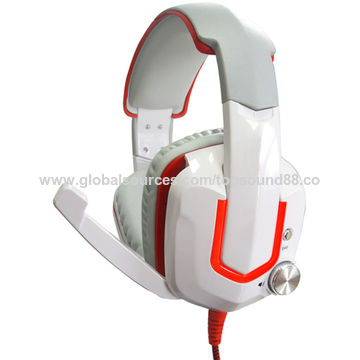 Ear force with USB plug gaming headset, vibration function SW-A1-B