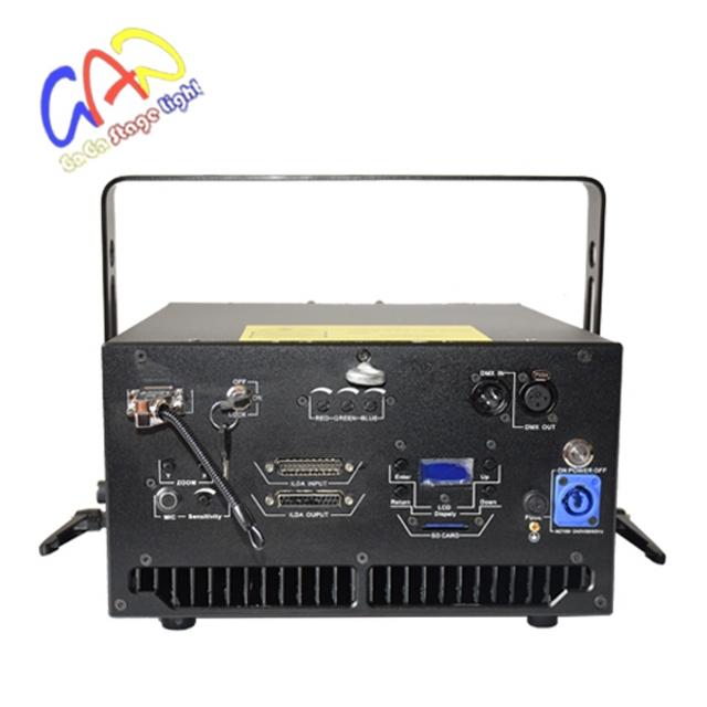 10w RGB DJ disco stage laser light show equipment for sale