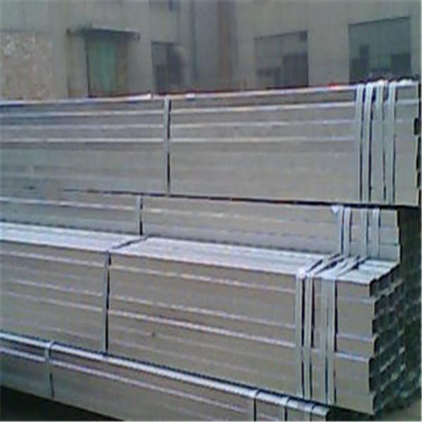 Galvanized square steel pipe&tube