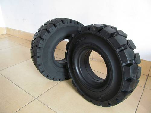 ANair Pneumatic Solid Tire 6.00-9