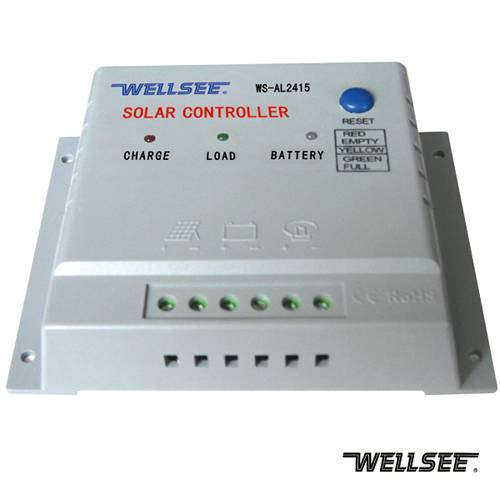 WS-AL2415 SERIES solar street light controller