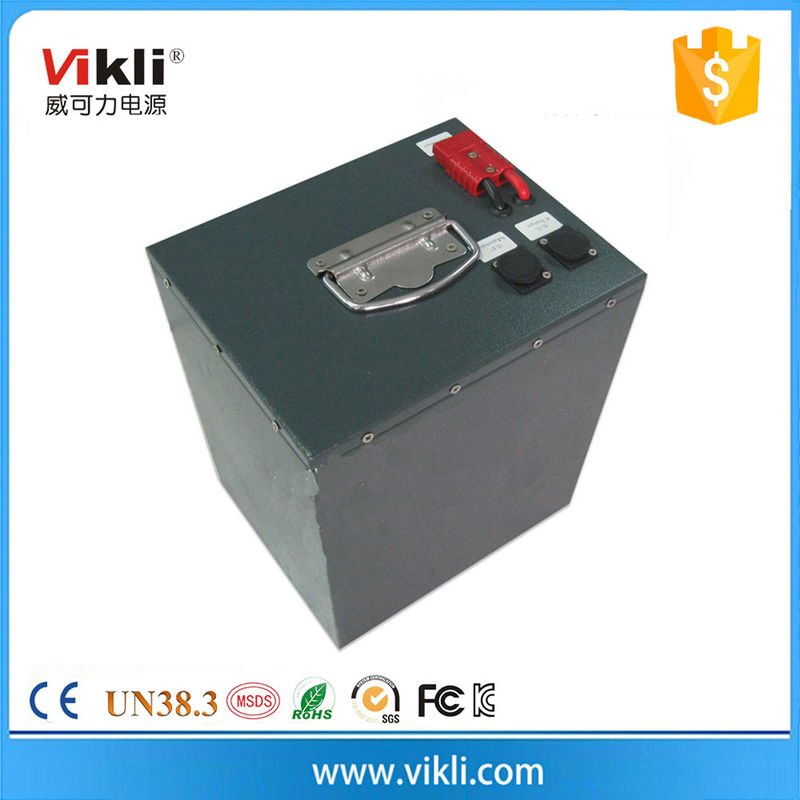 Best quality 200AH rechargeable 96V lithium ion battery
