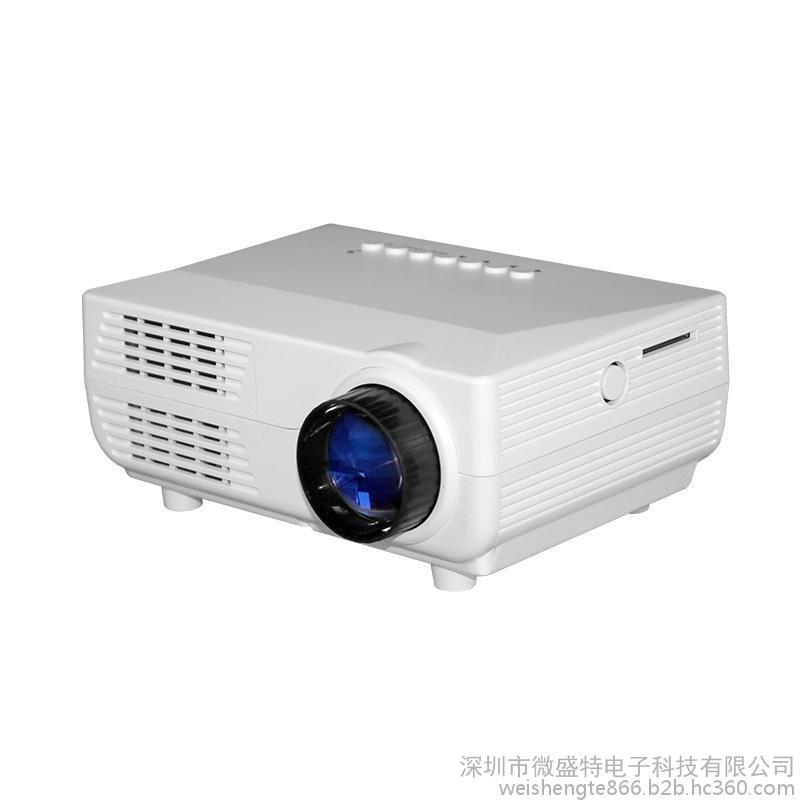 Outdoor VS311 full hd 480P 500lumens portable led mini projector
