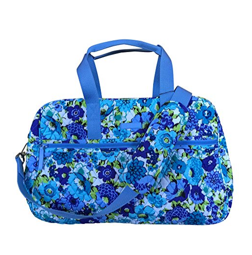 Vera Bradley Medium Traveler Bag,briefcase