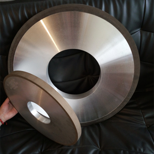 Resin Diamond Grinding Wheel For Thermal Spraying Alloy Materials