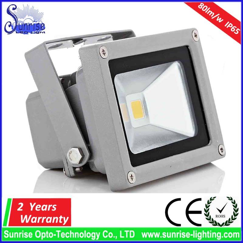 Epistar chip 10W COB High power LED floodlight