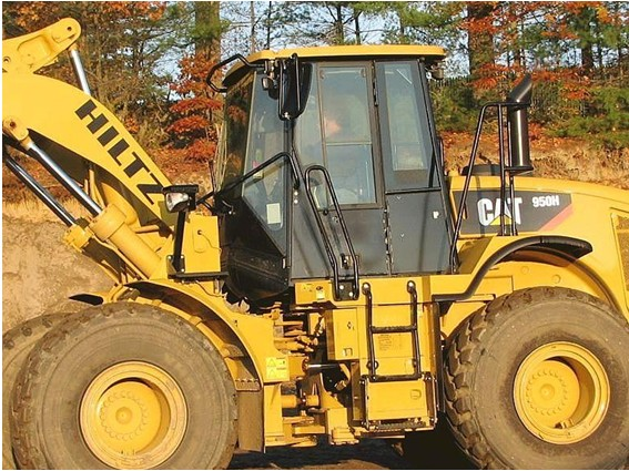 CAT 950H of 2011,Used Wheel Loader