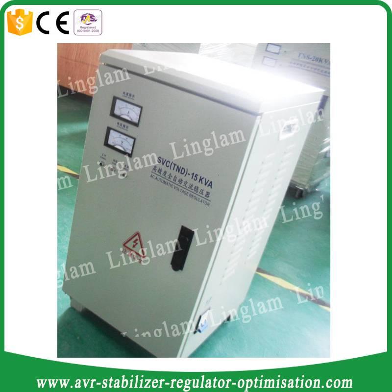 svc 15000va voltage stabilizer