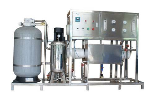 Nanoscale Water Treatment Device
