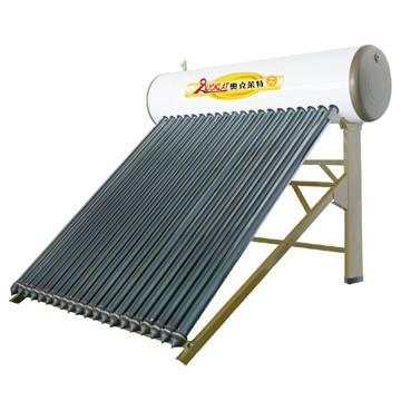 Integrative pressure solar water heater