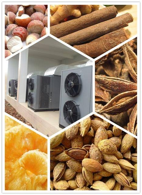 food drying machine,air source heat pump technology,Intelligent temperature and humidity control, su