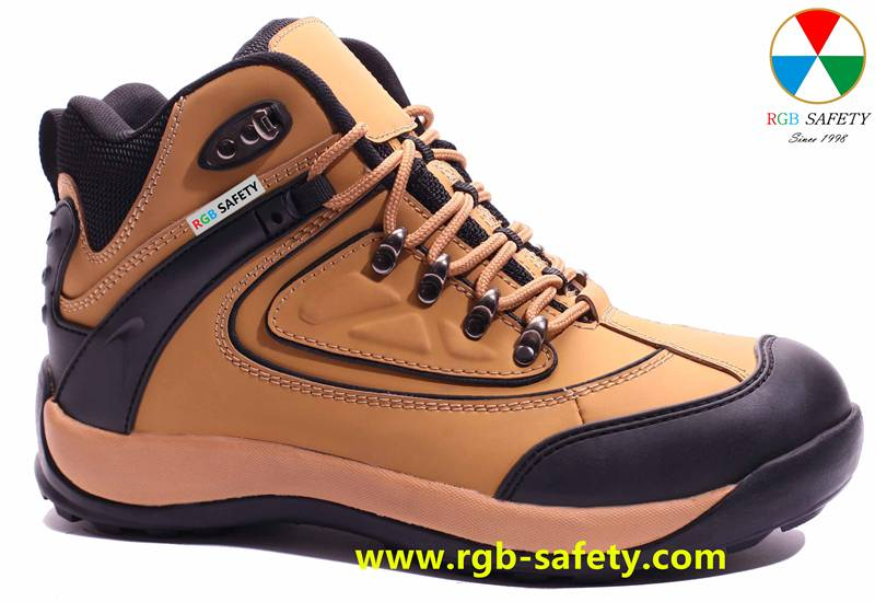 Mens' Safety Toe Hiker Boots GSI-1310