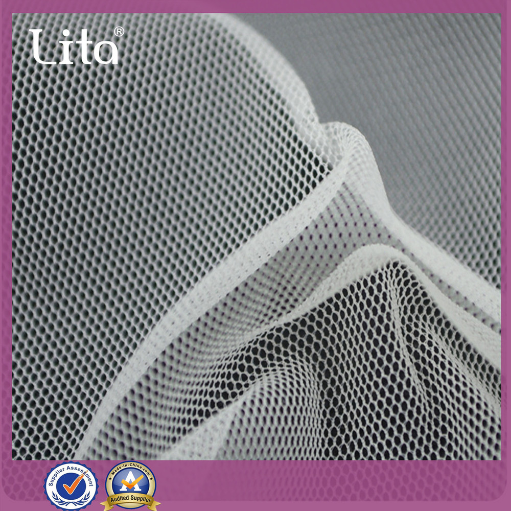 nylon tulle net mesh fabric for wedding dress