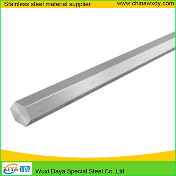 Stainless steel hexagonal bars