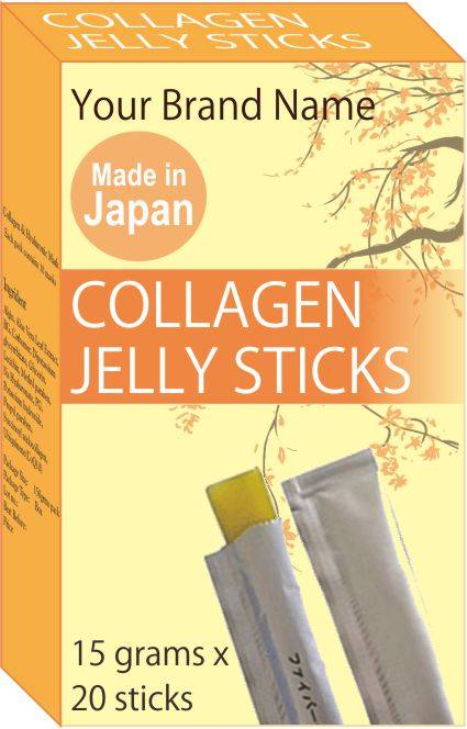 Collagen Jelly Stick