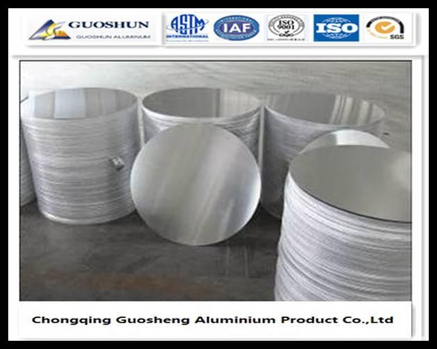 Aluminium Circle Sheet/aluminium Disc /aluminium Round For Cookware, Skillet, Craft, Cooking Utensil