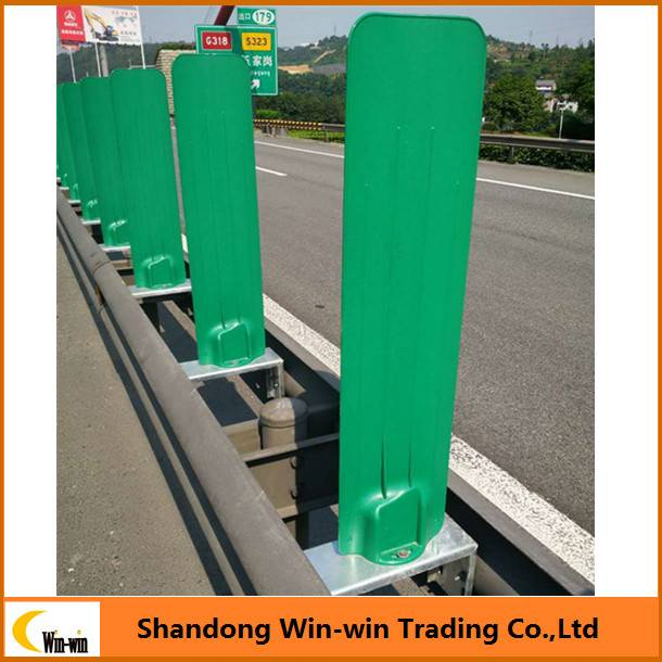 pvc frp smc steel Highway anti glare anti dazzle board