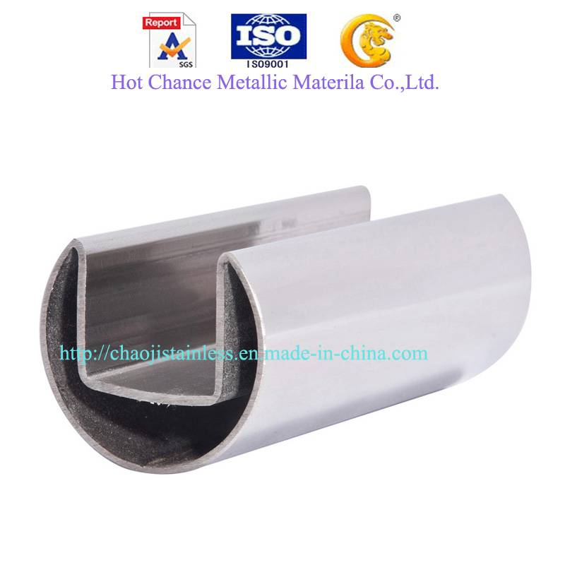 sus 304,316 stainless steel slot tube